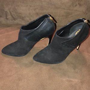 NWOT Sam Edelman black booties.
